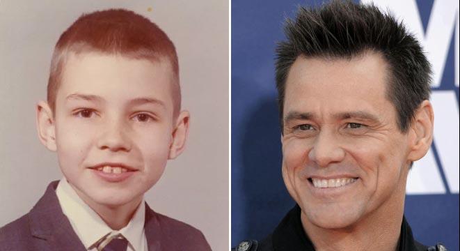 10 celebrít, ktoré v mladosti vyzerali úplne inak. Spoznali by ste ich ?