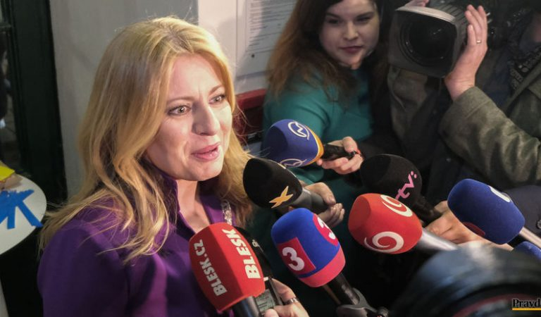 Prvé výsledky predbežného prieskumu: Výsledok bude veľmi tesný, prezidentkou sa podľa všetkého stane Čaputová!