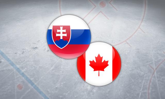 Slovensko podľahlo po neskutočnom zápase nad Kanadou 6:5. Zápas to bol ale chladnokrvný!