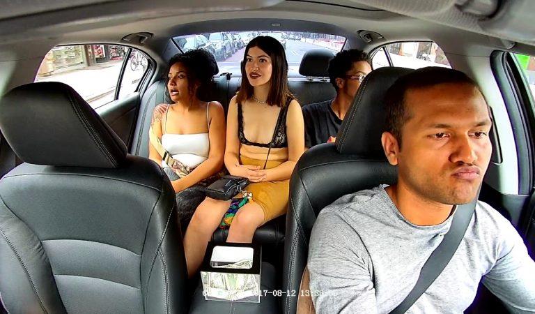 Vodiča Uberu ženy okradli priamo z jeho zadného sedadla. Zostal poriadne prekvapený!