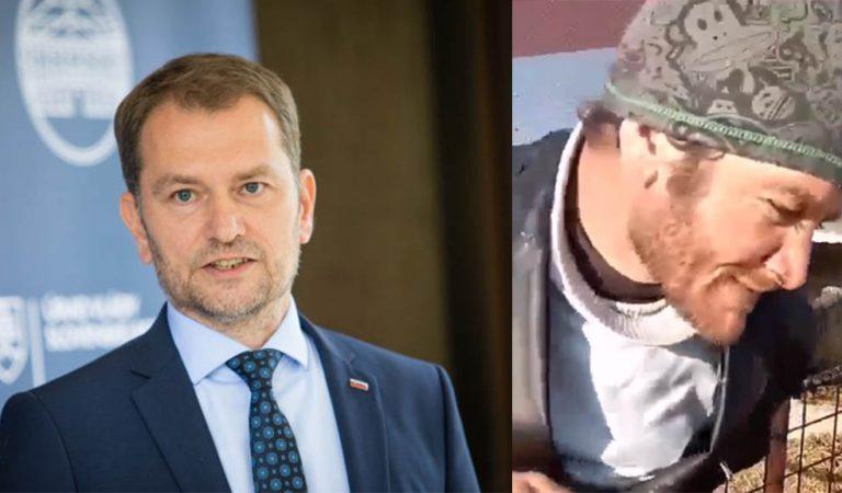 Je TOTO identický dvojník Igora Matoviča? Podoba z ktorej vám padne sánka!